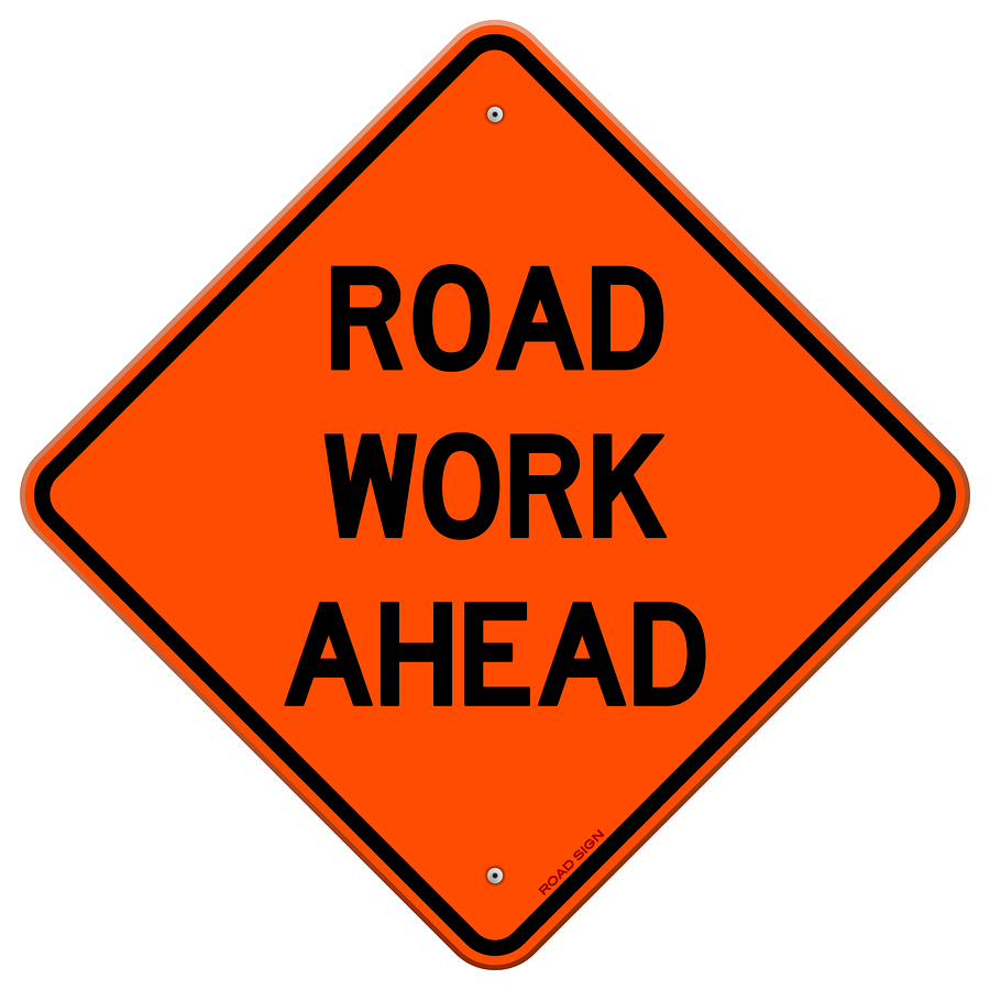 construction zone Q: why do i have to slow down in construction zones a: caltrans often does not post a slower speed limit in work zones, but motorists are advised to slow down and proceed with caution whenever signs of highway work are present.