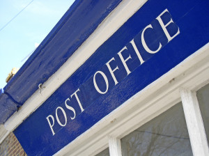 local post office
