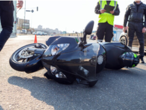 what to do if you are in a motorcycle accident